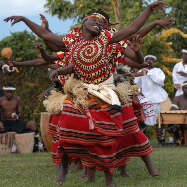 Uganda cultural sites/ dances