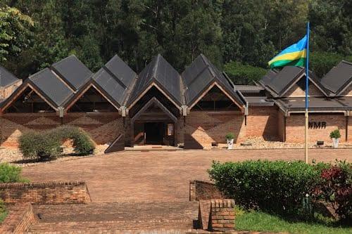 Butare museum in Huye