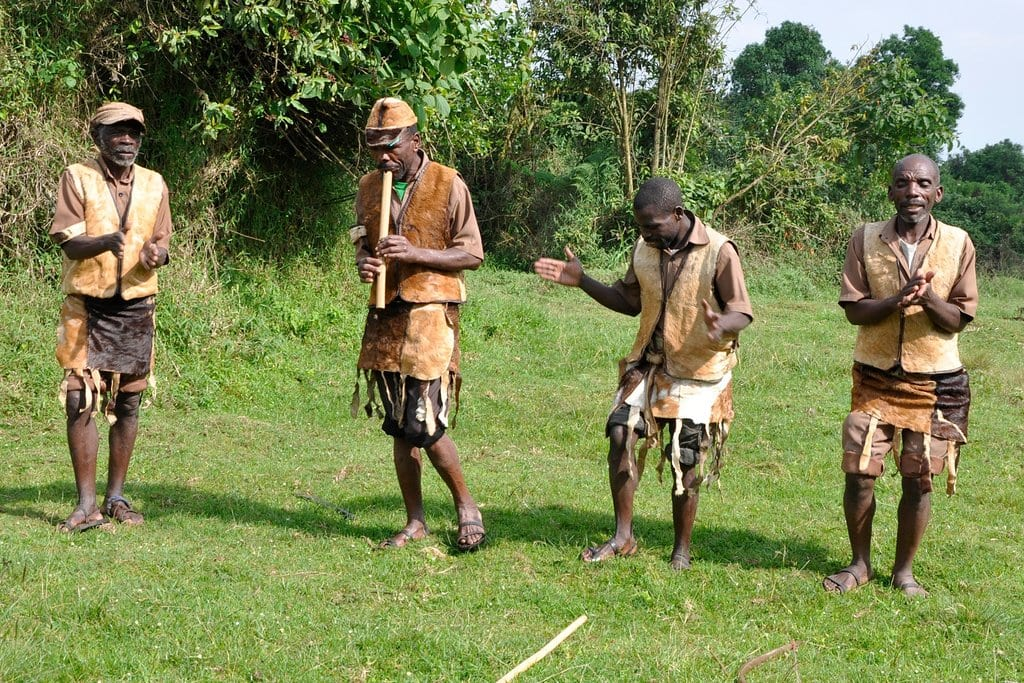 Cultural communities to visit near Bwindi.