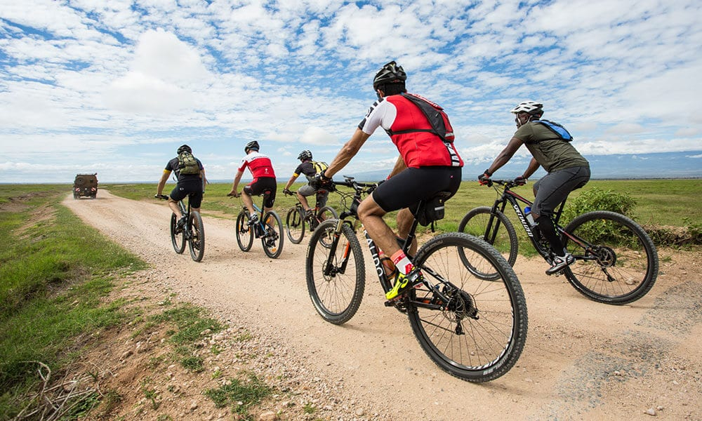 10 Days Uganda cycling safari