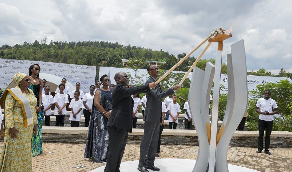 Genocide memorials in rwanda