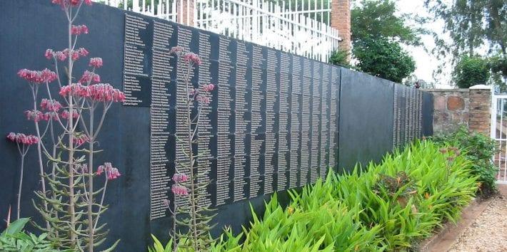 Gisozi genocide memorial centre