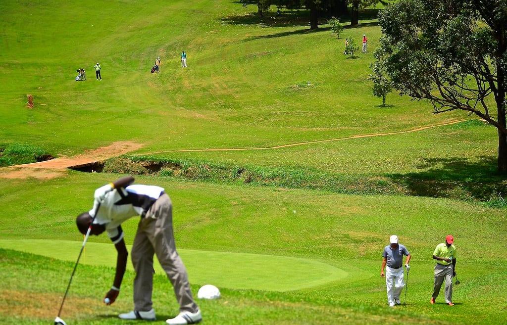 Uganda golf safaris