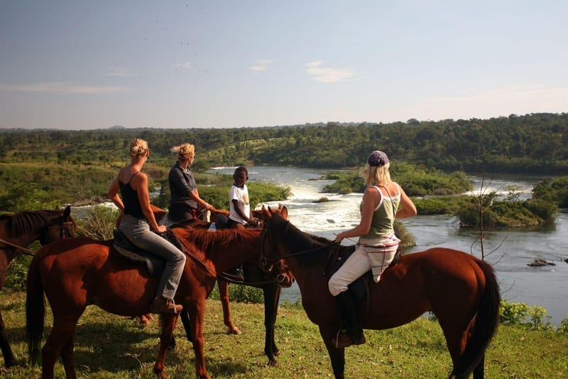 2 days horse ride safari Jinja
