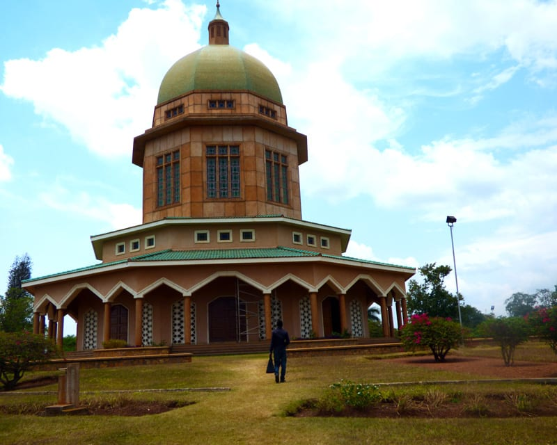 Bahai Temple Kampala City Tour