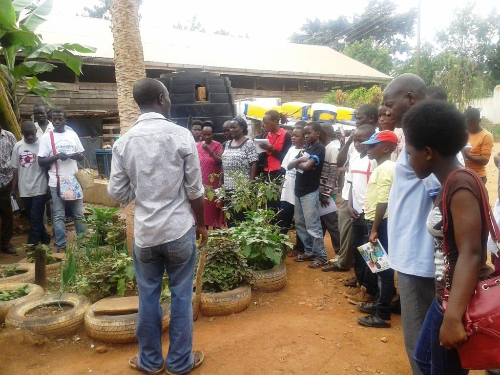 1 day organic farming agro tourism safari.