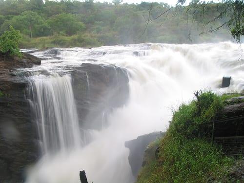 Murchison falls Uganda.