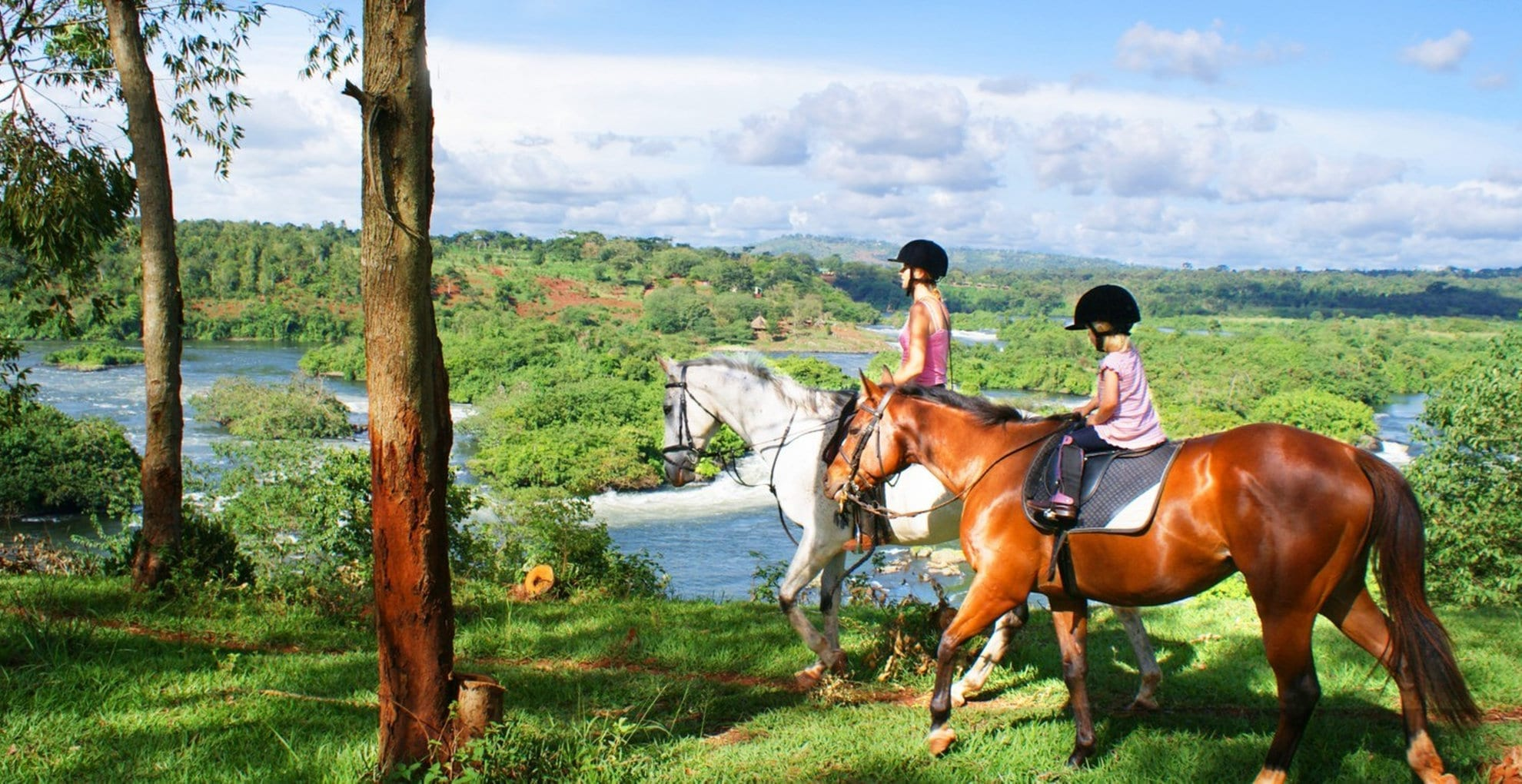 6 days Horse riding Safari Jinja