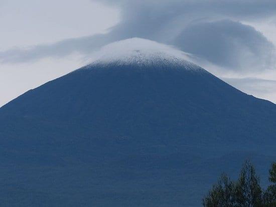Karisimbi Volcano