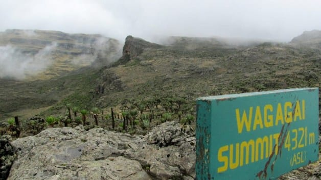 MT Elgon Hike